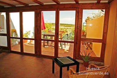 TURISMO VERDE HUESCA: GUARANATURA. Turismo Rural y Actividades en Bierge. Sierra de Guara