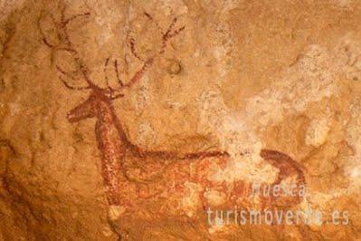 TURISMO VERDE HUESCA Arte rupestre del Río Vero